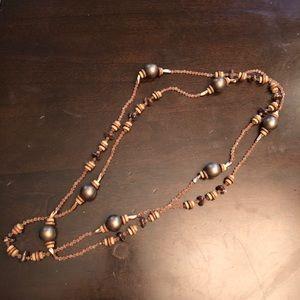 Double Wrap Necklace